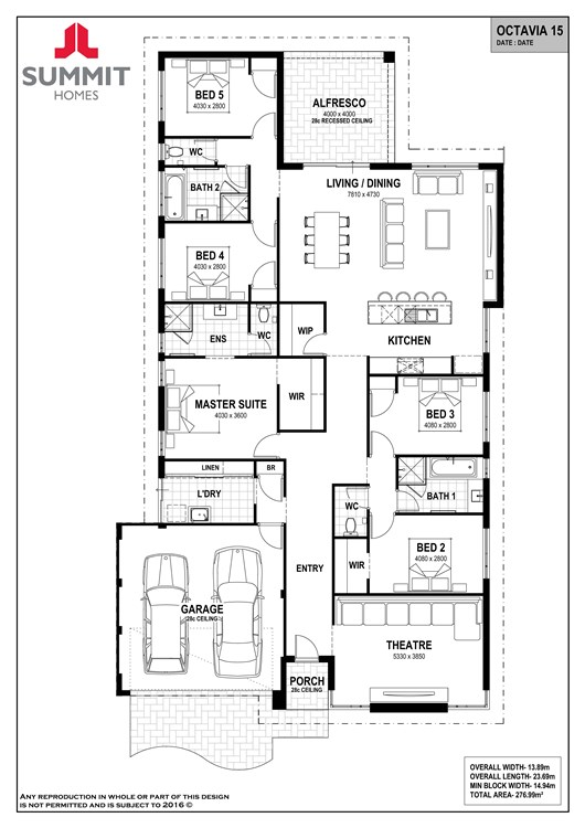 Octavia 15 floorplan