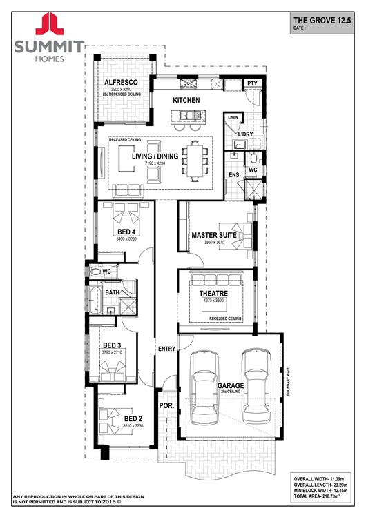 Grove 12.5 floorplan