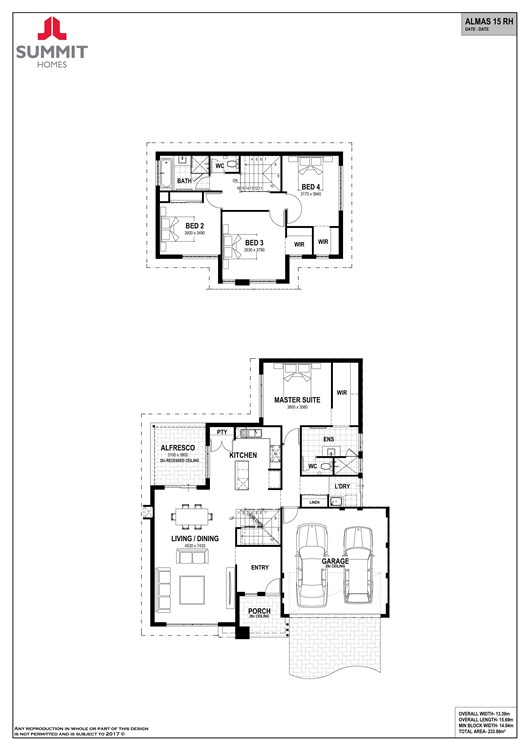 Almas 15 floor plan