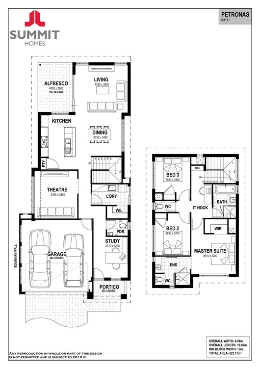 Petronas 10 floor plan
