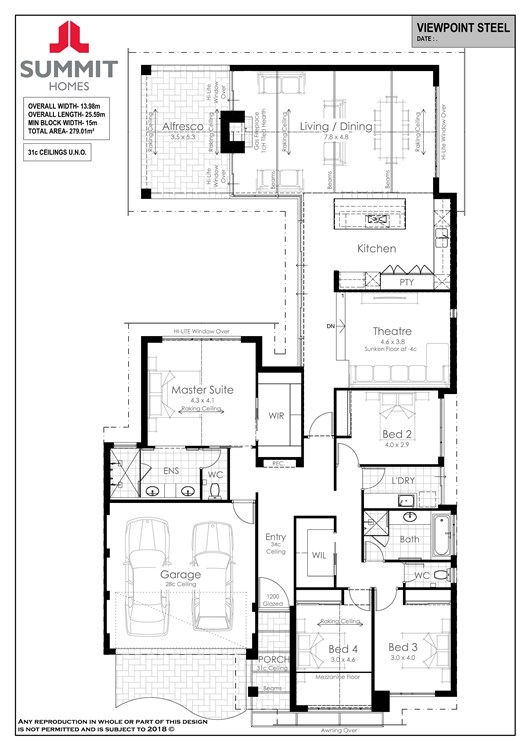 Viewpoint floorplan