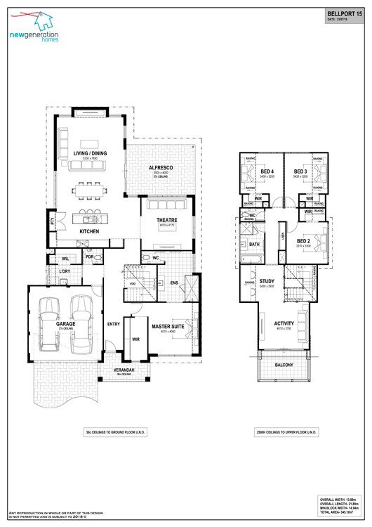 Bellport 15 floor plan