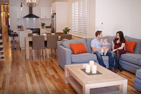 Summit Homes Renovations TVC